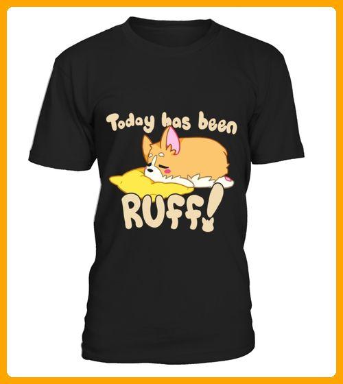 CorgiRuffShirtTShirt Amazing Cartoon Movie Game T Shirt - Comic shirts (*Partner-Link)