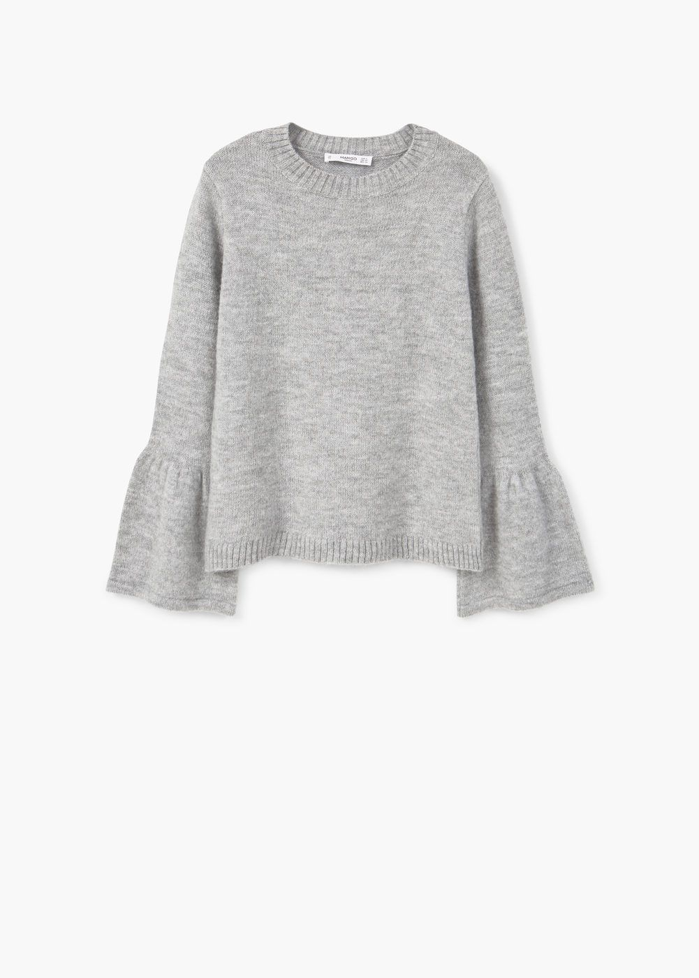 Flared sleeves sweater - Women | s h o p | Pinterest | Sweaters ...