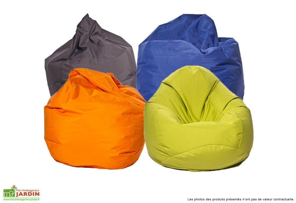 pouf g ant coussin jumbo bag scuba xxl projets bean bag chair bags et bean bag. Black Bedroom Furniture Sets. Home Design Ideas