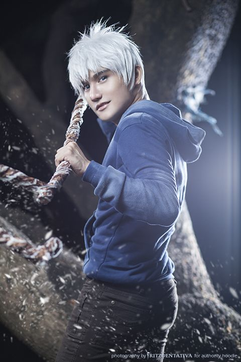 Jack Frost Cosplay ~ Hey, Wind! Take me home! by liui-aquino.deviantart.com on @deviantART
