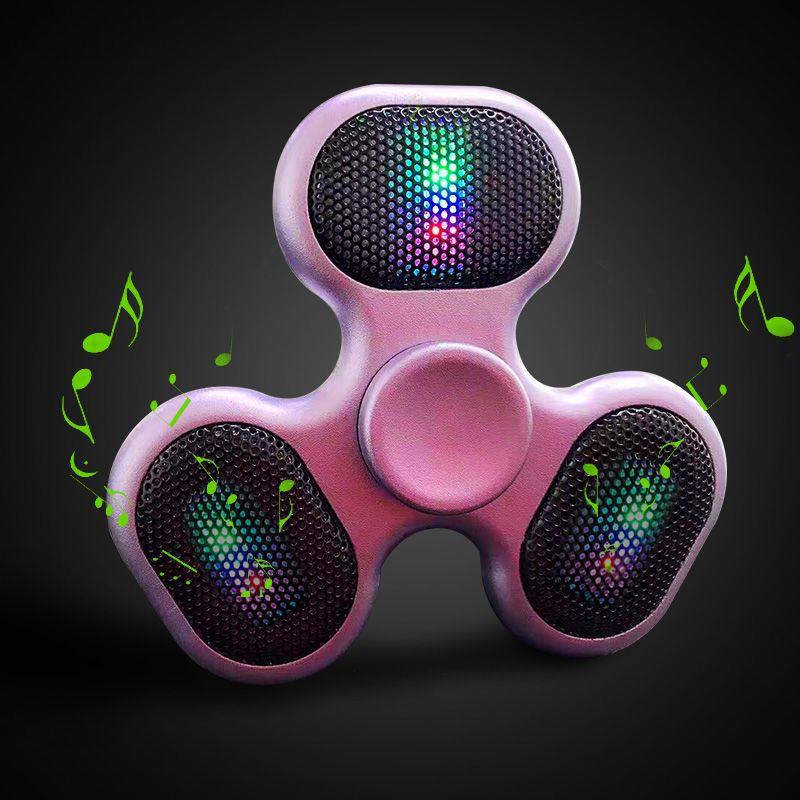 Grający I świecący Bluetooth Tri Spinner Cena 4800