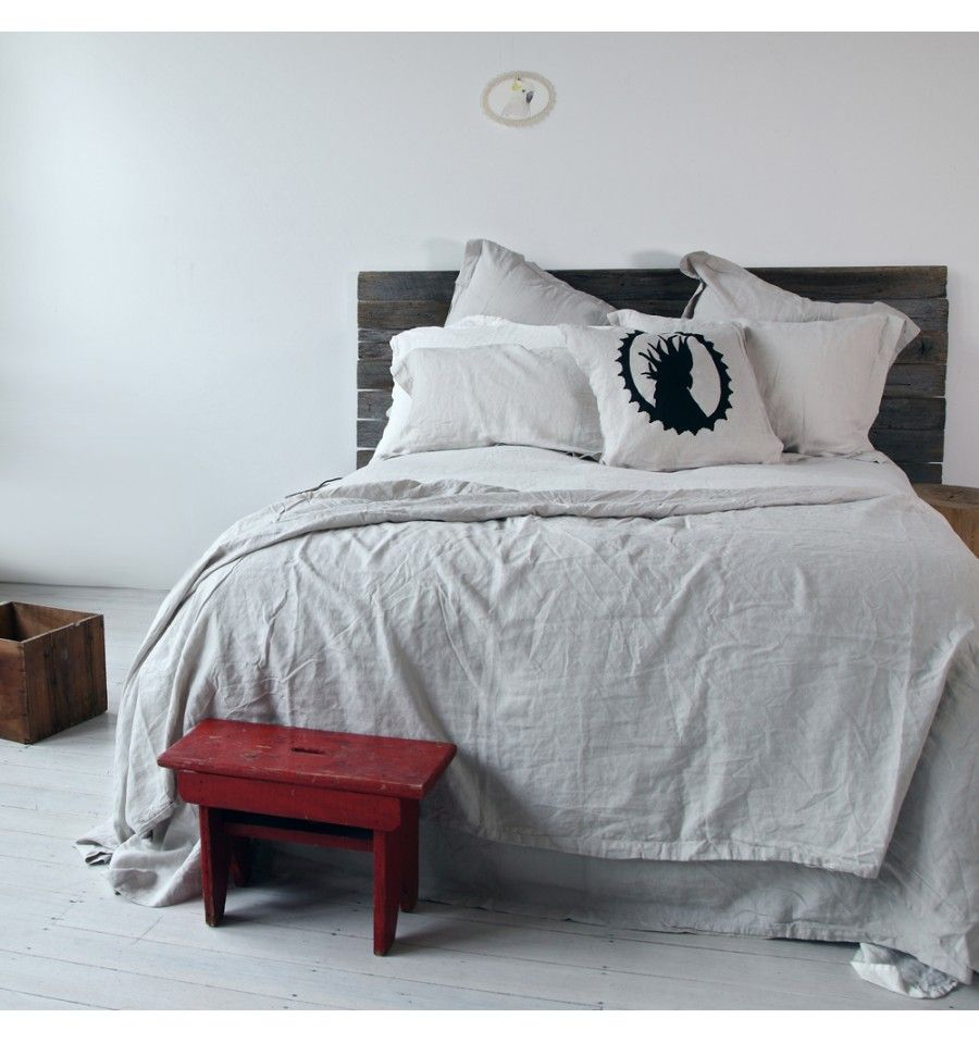 Charmant French Linen Sheet Sets Queen, King, Double, King Single   Miss Molly $398