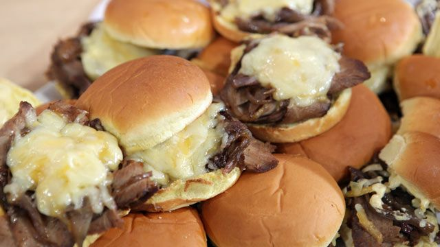 Photo of 9 Game-Day Slider Recipes