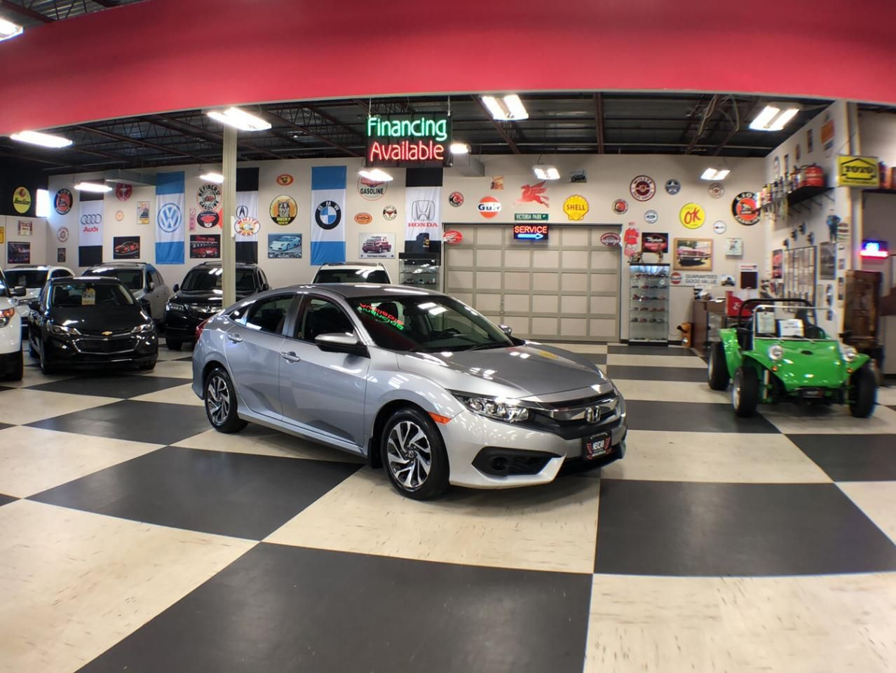 Ready to start your new journey in a UsedHondaCivic for