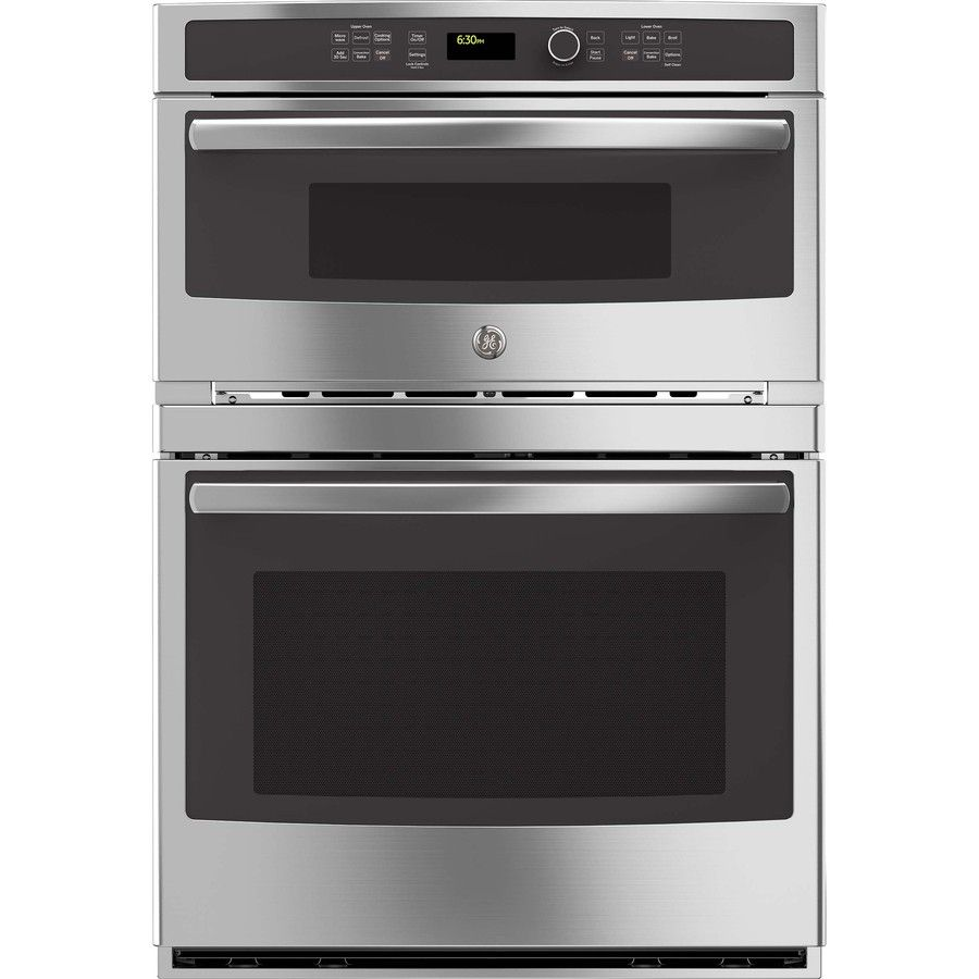 Ge Profile Series Self Cleaning With Steam Microwave Convection