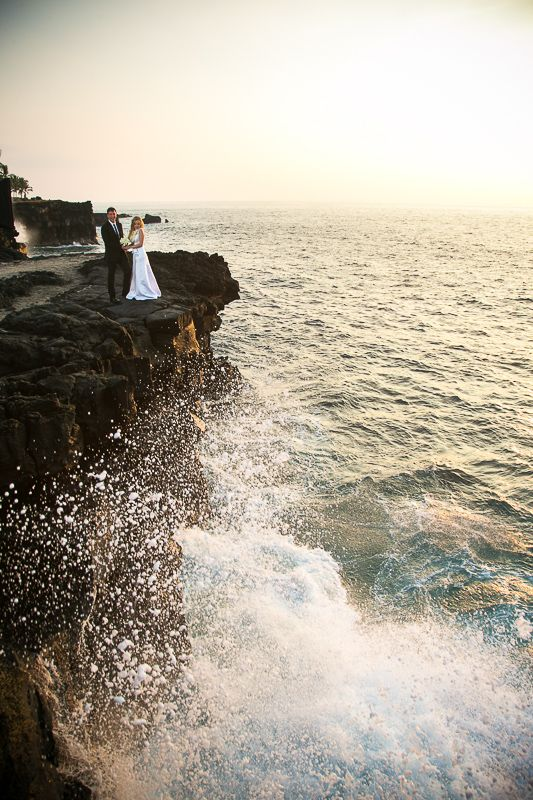 Wedding Locations This Is The Cliffs At Sheraton Kona On Big Island Of Hawaii During