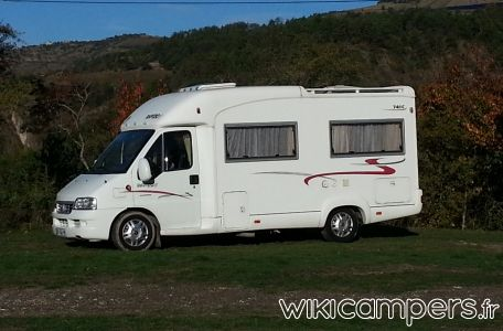 location camping car profile citroen jumpy rapido camping car profil louer camping et cars. Black Bedroom Furniture Sets. Home Design Ideas