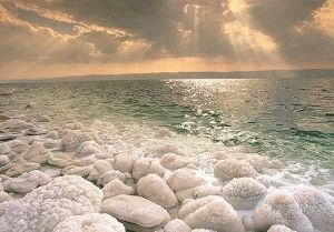 Dead sea by Zyza