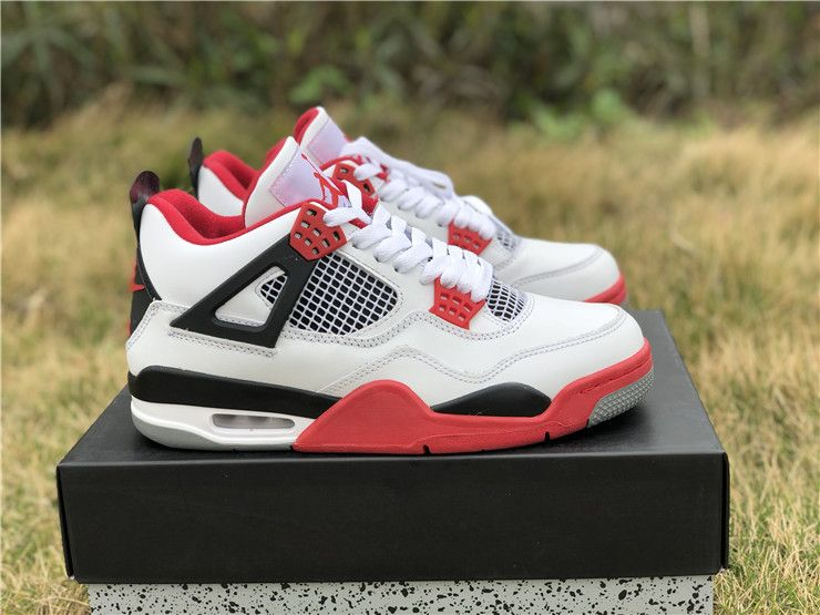 jordan shoes red white