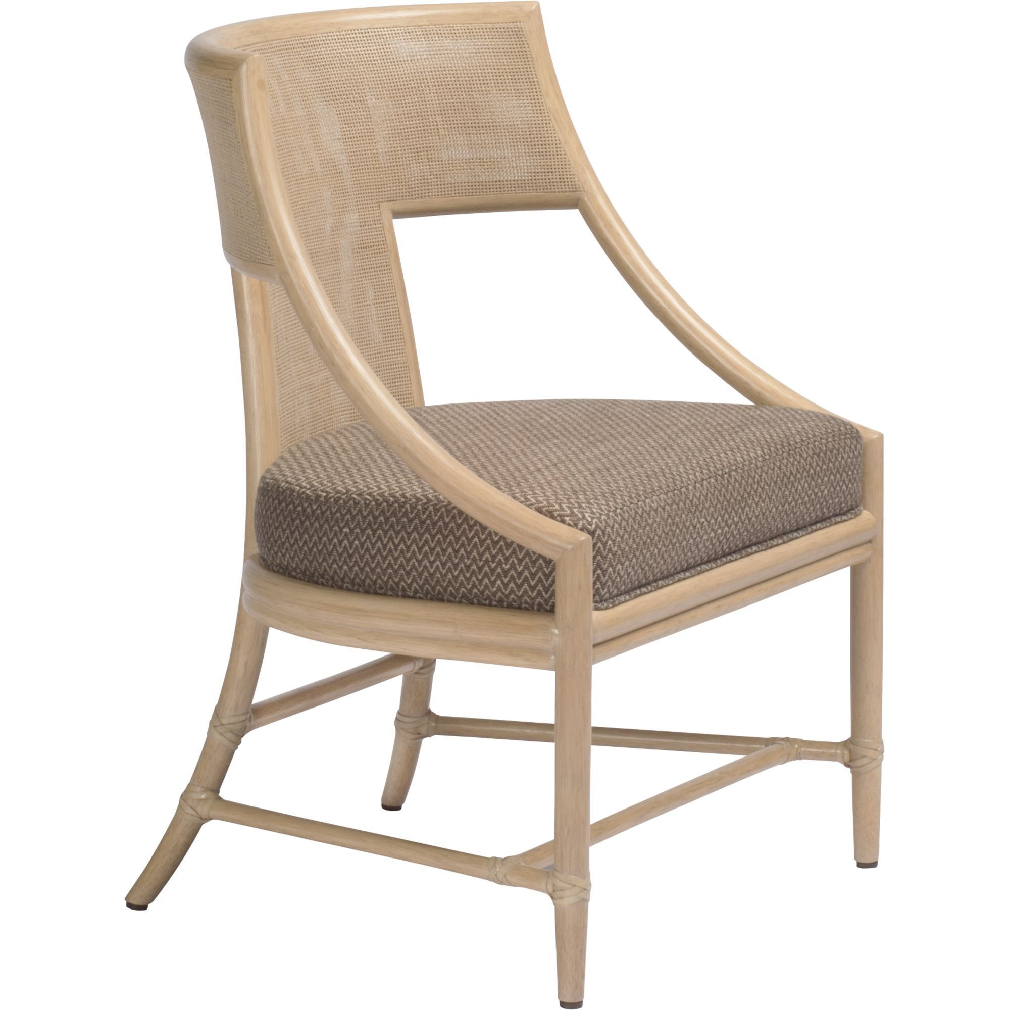 Buy Barbara Barry Classic Curve Arm Chair By McGuire Furniture