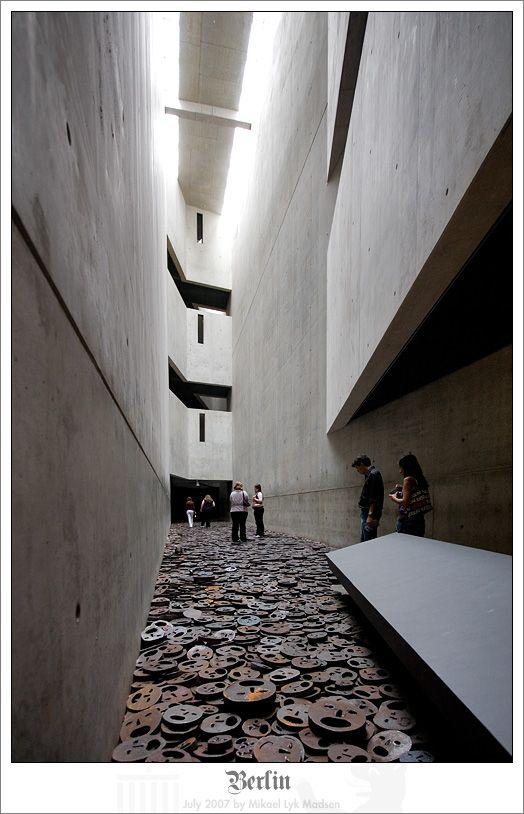 DANIEL LIBESKIND JEWISH MUSEUM | INSPIRATION | Pinterest ...