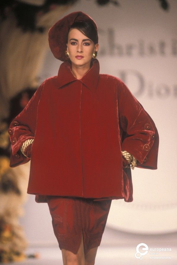 Christian Dior, Autumn-Winter 1990, Couture | Christian Dior - Europeana