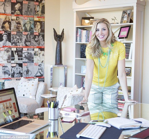 2ea75978db Spanx founder Sara Blakely - the youngest self-made female billionaire