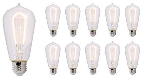 120 Volts 9.8 Watts Pack of 2 3500 Kelvin Temp Medium Base Dimmable 800 Initial Lumens Satco S29837 Solid State LED Light Bulb A19 Lamp Shape E26 ANSI Base 220 Beam Spread Frosted Finish