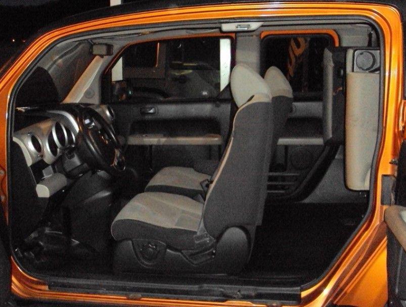 2020 Honda Element Design Specs Price Release Date Honda