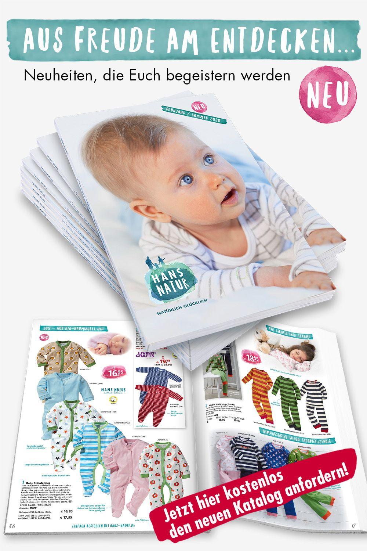 Baby Katalog Anfordern
