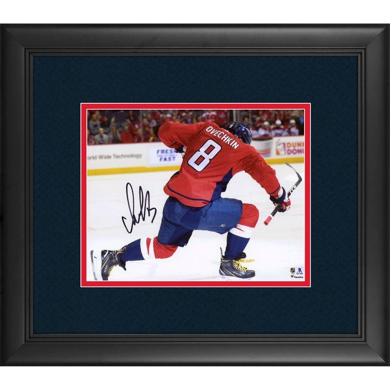b7f1c626 Alex Ovechkin Washington Capitals Fanatics Authentic Framed Autographed 8