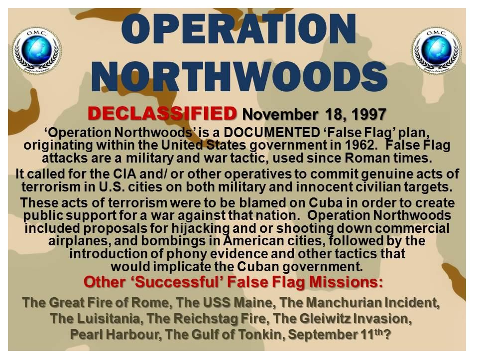 Image result for operation northwoods