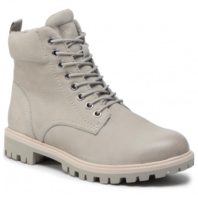 Trapery Tamaris 1 25272 23 Light Grey 254 Trekkingi I Trapery Kozaki I Inne Damskie Eobuwie Pl Boots Combat Boots Timberland Boots