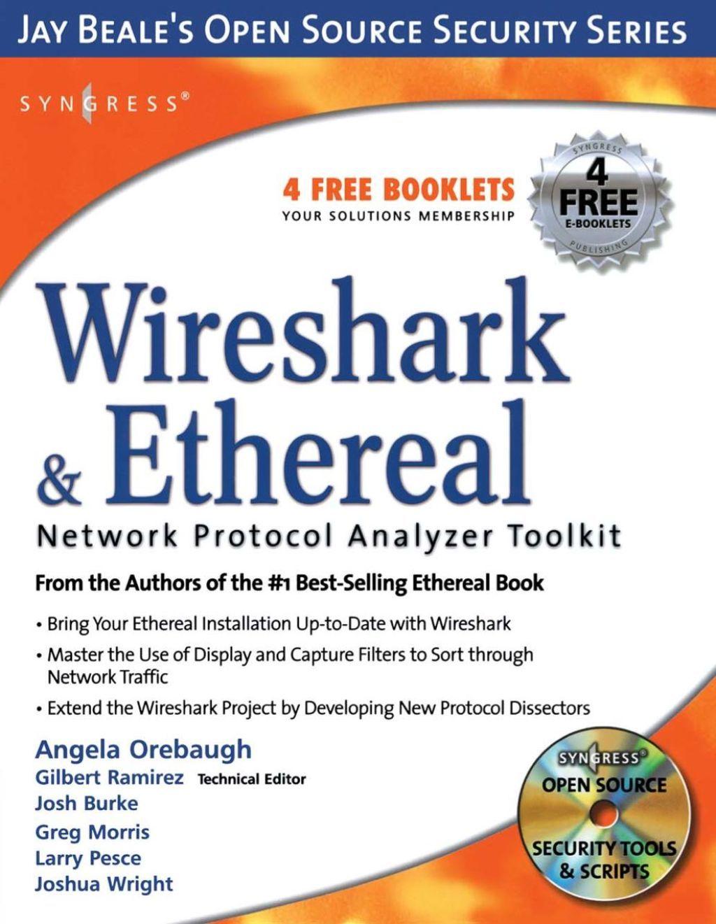 Wireshark & Ethereal Network Protocol Analyzer Toolkit