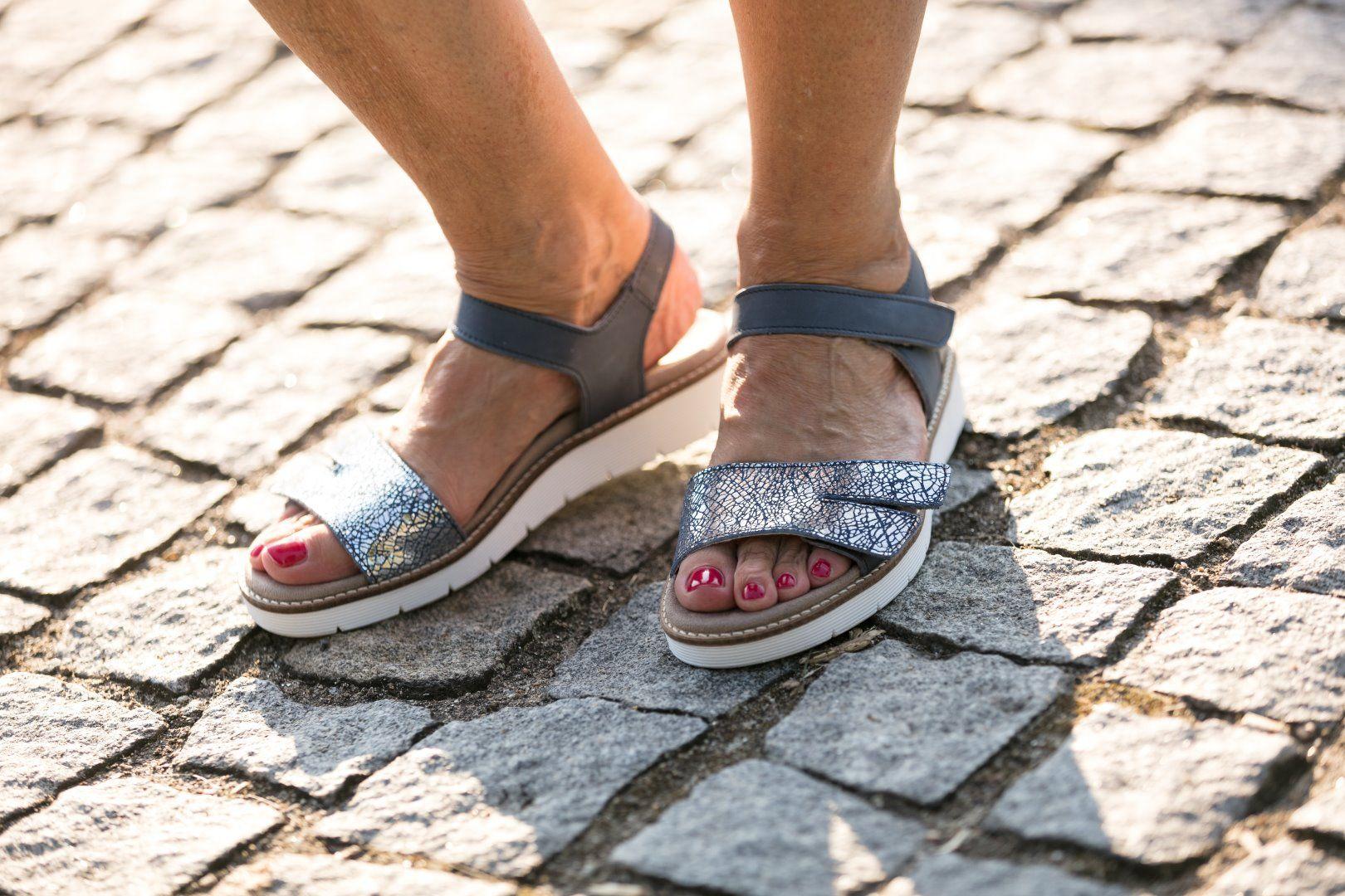 einlagen für sandalen