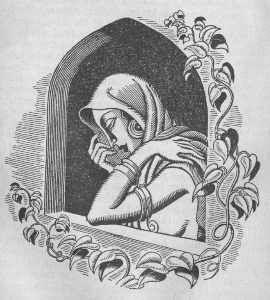 Steele Savage illus. for Burton's Arabian Nights
