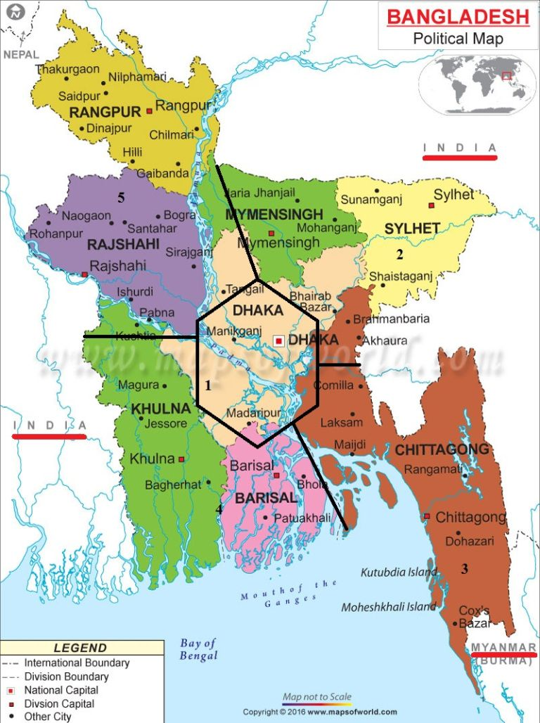 Bangladesh On Map Of Asia.A Backpacker S Guide To Bangladesh Travel Map Asia Historical Maps