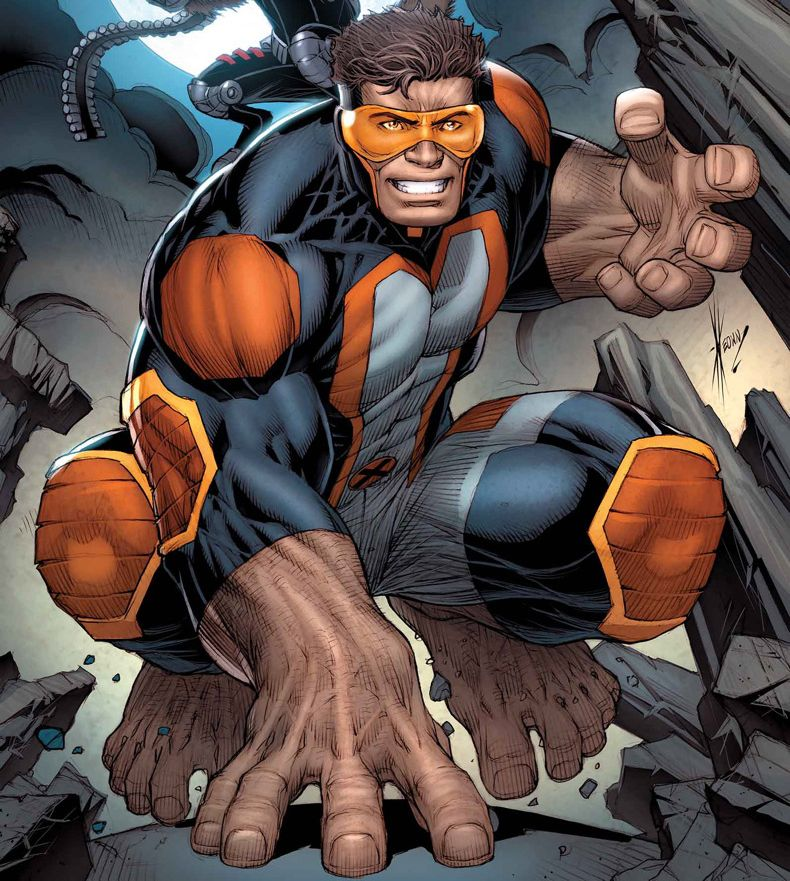 Hank Mccoy Beast From The X Men Look At The Size Of Those Hands Beast Marvel Beast Marvel Heroes