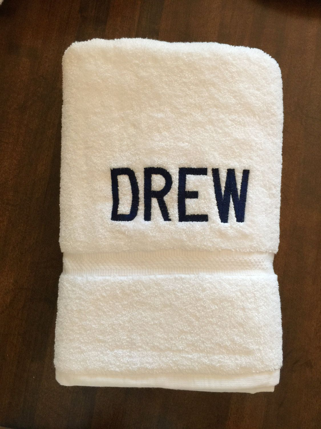 Personalized Kid S Towel Personalized Bath Towel Monogrammed