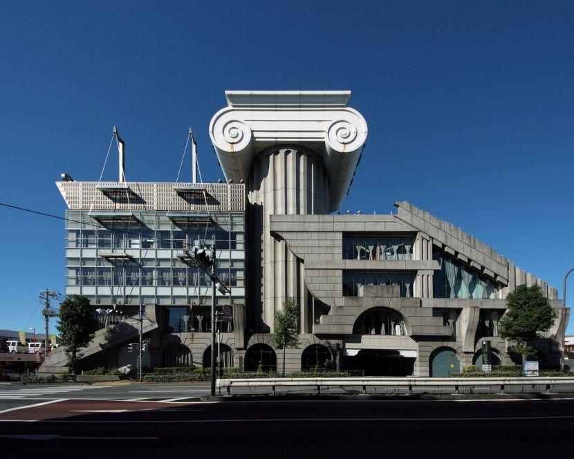image result for postmodern architecture postmodernism pinterest