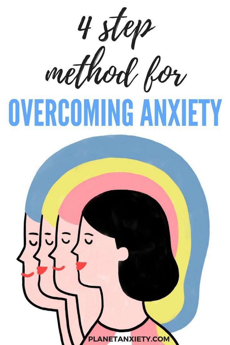 How to overcome anxiety in a relationship — photo 1