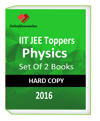 Get IIT JEE Toppers Physics Set of 2 Books