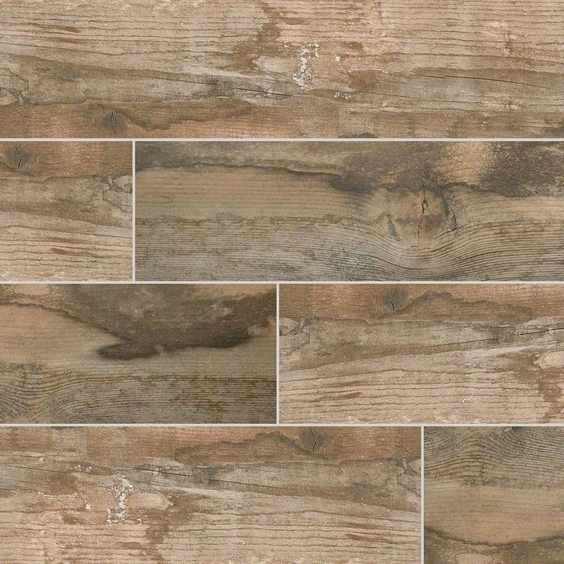 Commercial Scene | Countertop Porcelain Salvage Brown