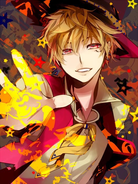 I'm Furiel  I'm the prince of Autumn, and I can control fire
