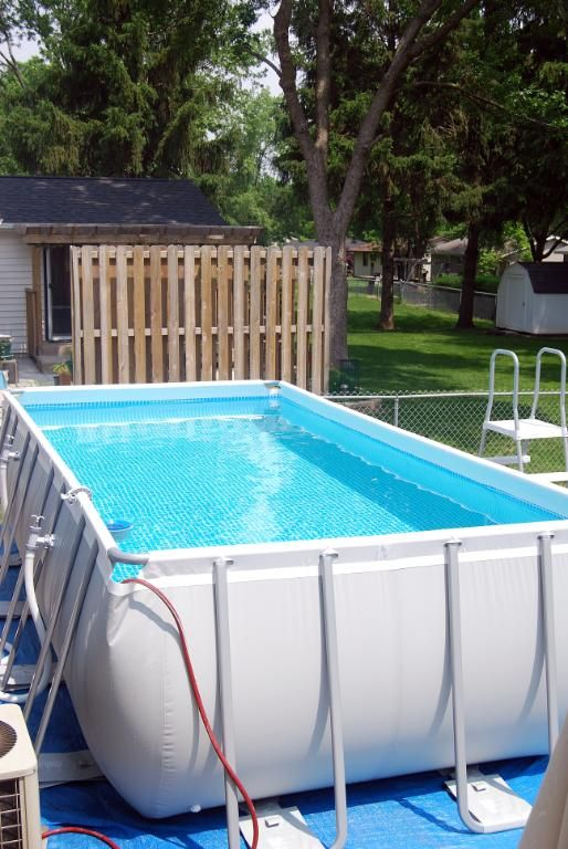 18 X 9 X 52 Pool Intex 18 X 9 X 52 Quot Rectangular