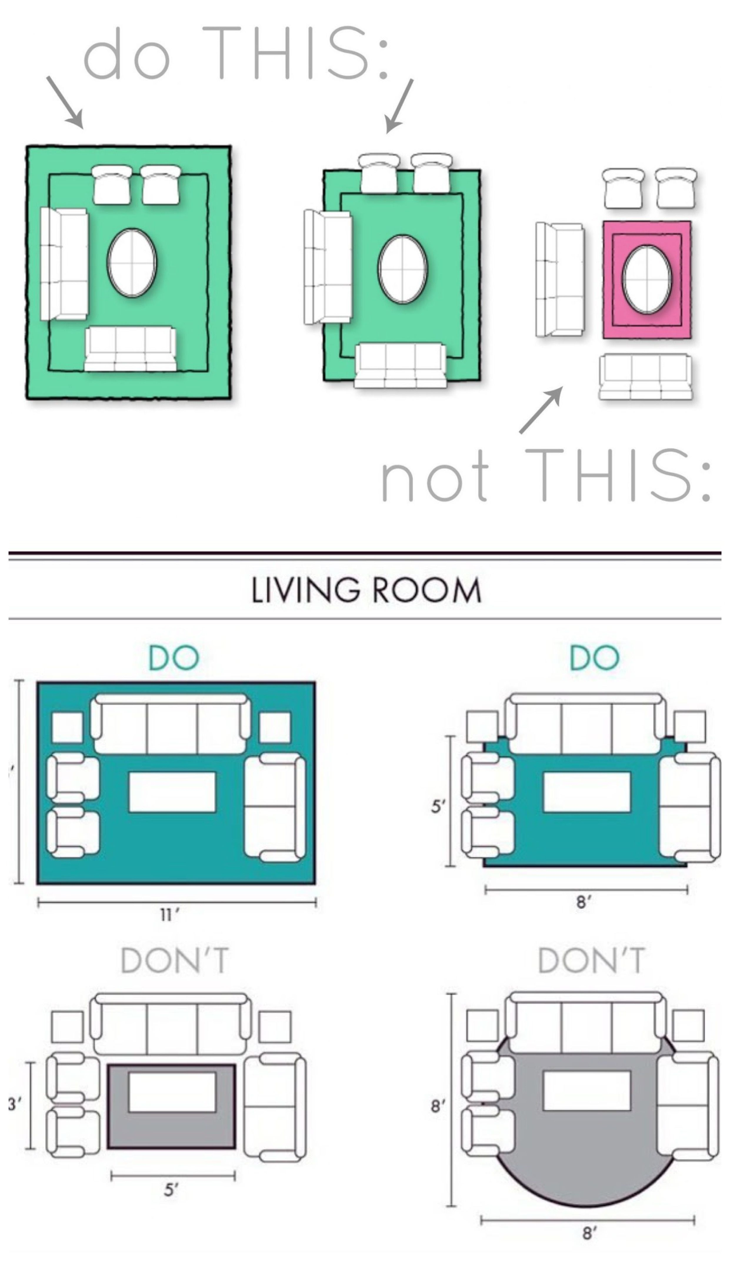 Carpet Positioning In The Room Small Living Room Layout Living