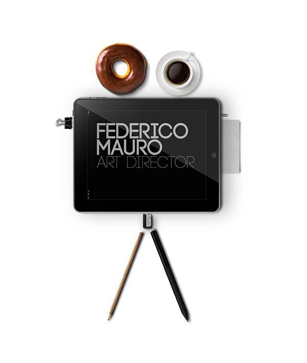 Federico Mauro / Creative Director / Multimedia Designer / Social Media Strategist