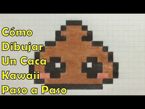 Handmade Pixel Art How To Draw A Emoji Pixelart Youtube
