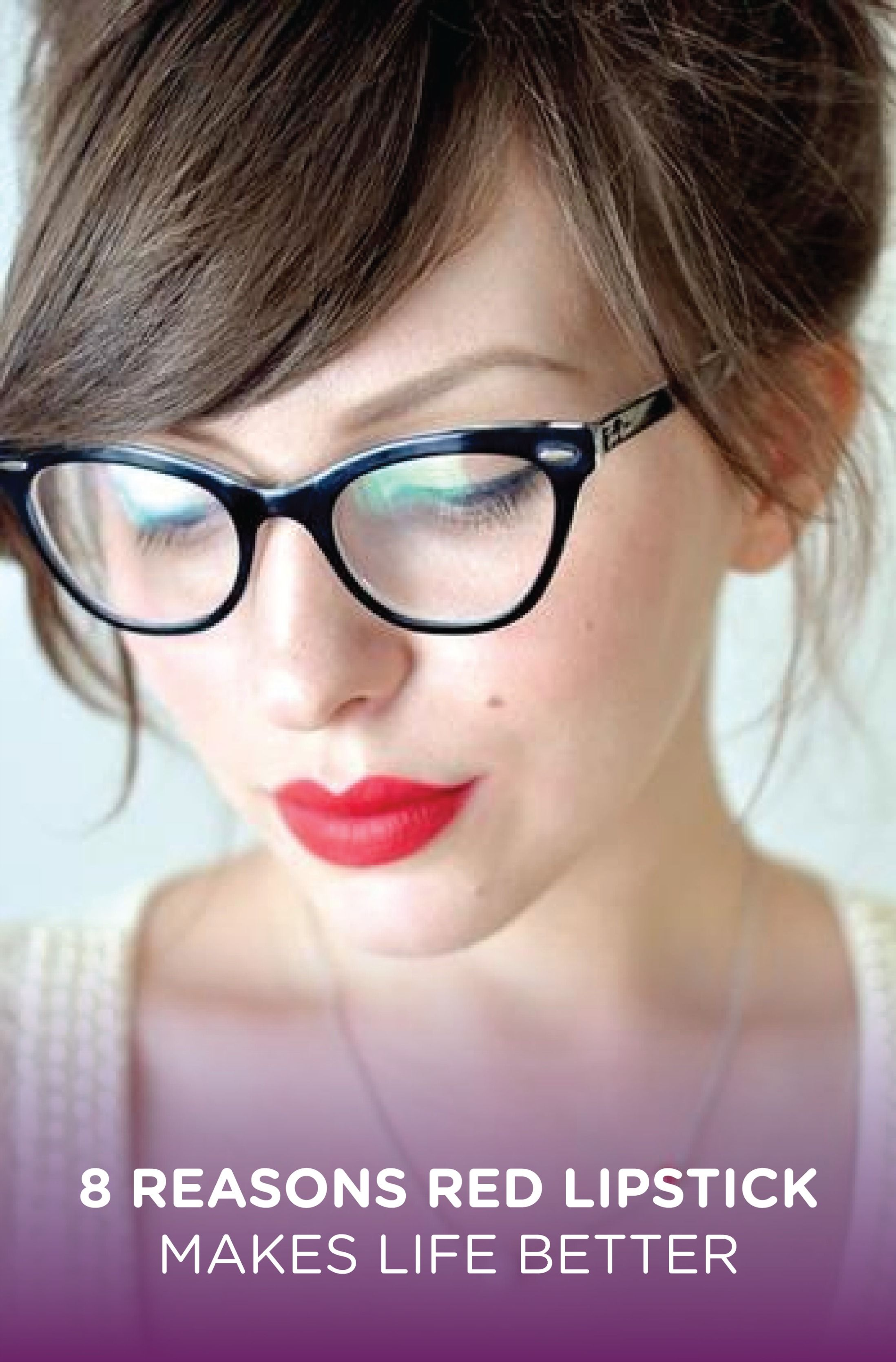 8 Reasons Bold Lipstick Can Make Your LifeBetter