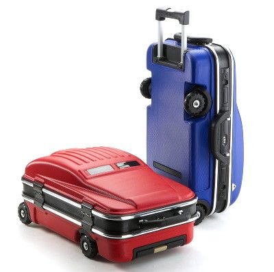 Kids' car-suitcase. (Or maybe husband's suitcase?) | Unusual ...