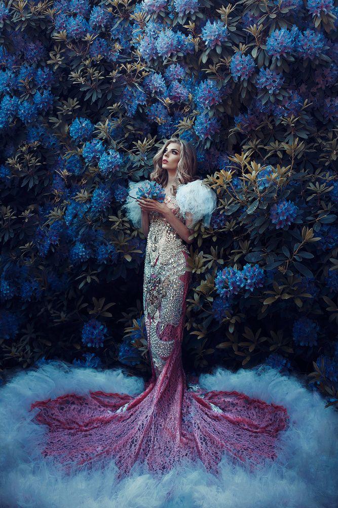A Mermaid Turned Human - Grace Almera on | Fashion ...