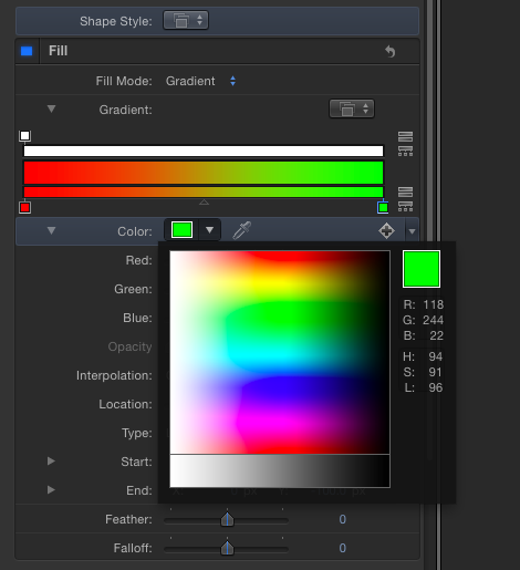 Animating to Audio: Creating a Spectrum Analyzer in Motion 5