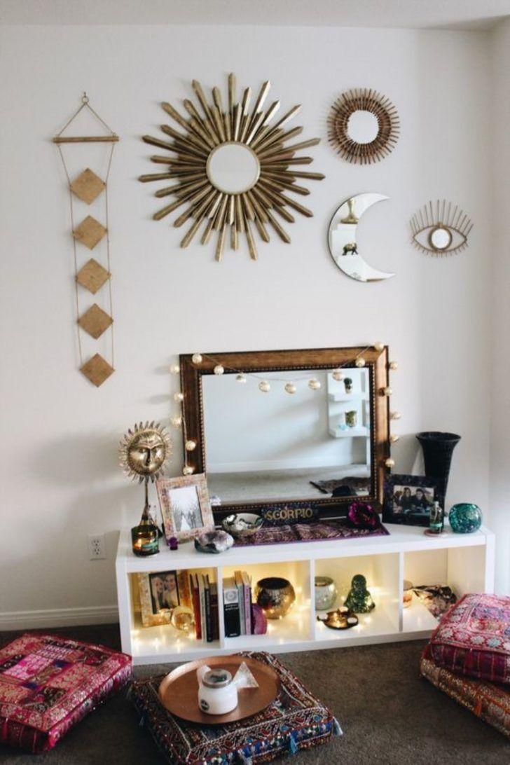 24+ Contemporary Boho Bedroom Diy Decor images