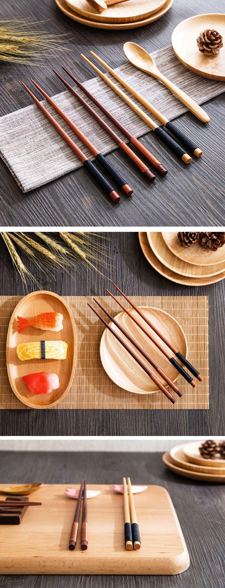 oishii wooden chopstick cutlery dining japanese minimalism dining kitchen organization on kitchen organization japanese id=91681