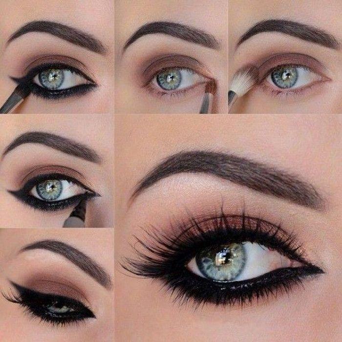 tips Easy eye makeup
