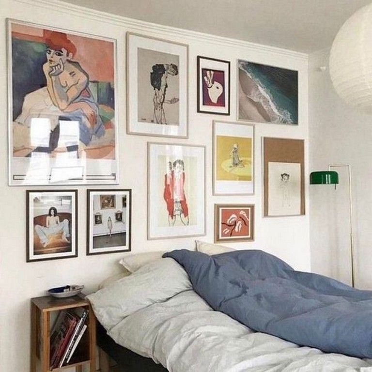 30 Gorgeous Bedroom Wall Decoration Design Ideas With Images