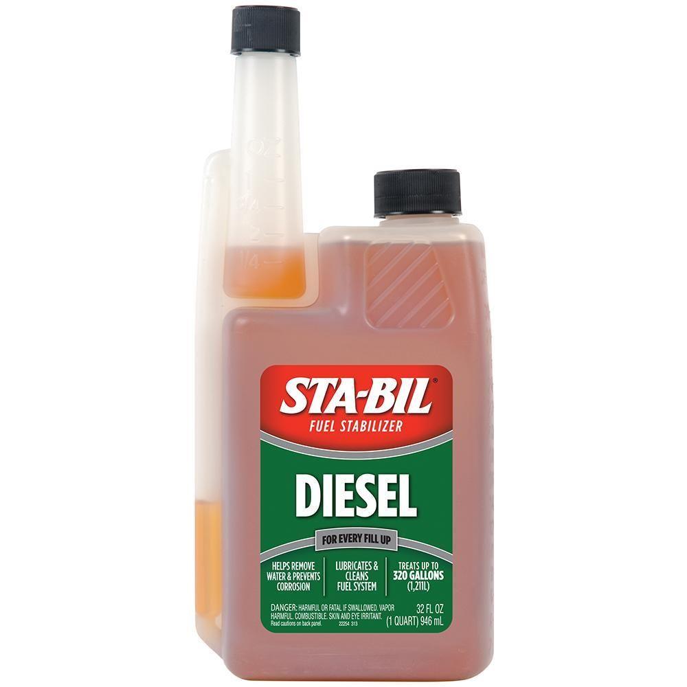 Sta Bil Diesel Formula Fuel Stabilizer Performance Improver 32oz Case Of 4 22254case Diesel Fuel Diesel Diesel Fuel Additives