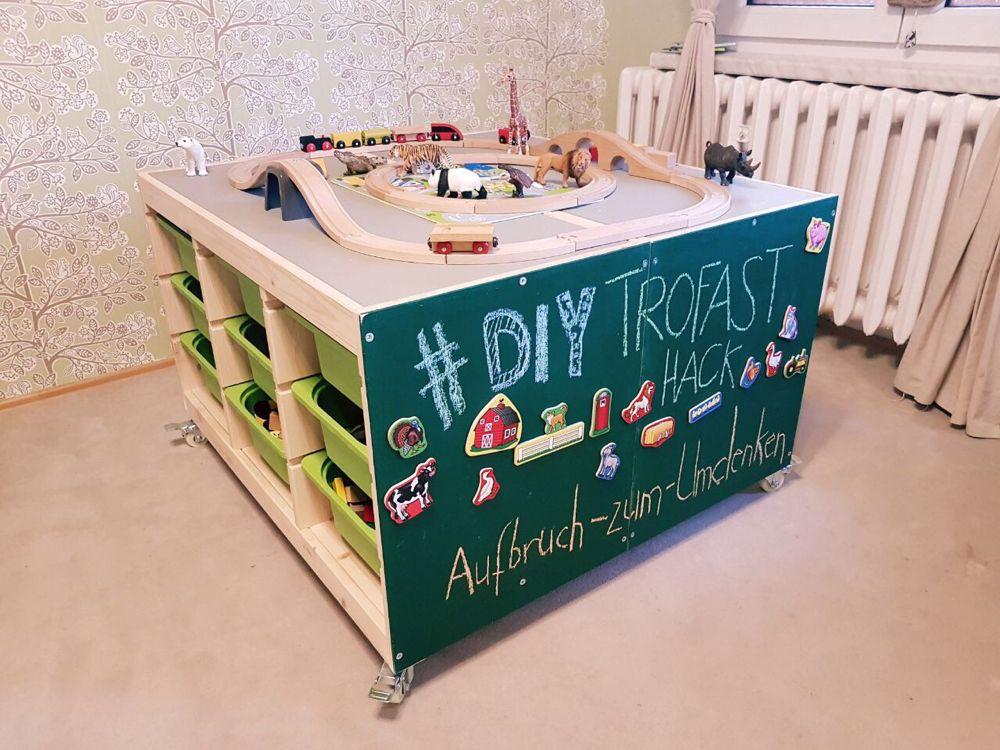 DIY Spieltisch Ikea Hack Spieltisch ikea, Spieltisch