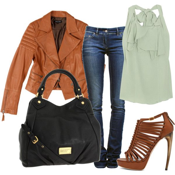 a so-called casual look, created by mehrr on Polyvore