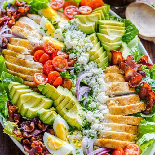 Salad Recipes - NatashasKitchen.com